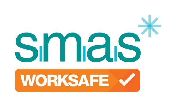 DCS SMAS Worksafe Logo