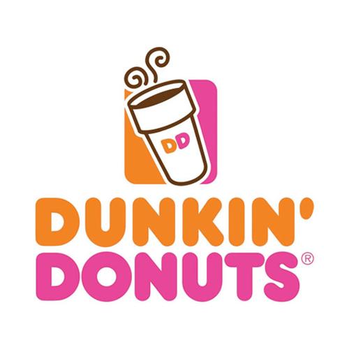 Dunkin Donuts Logo 500x500