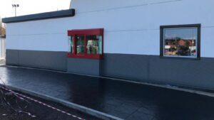 DCS KFC Dunwoody Way, Crewe 1089